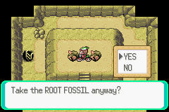 116 - Taking the Root Fossil.png